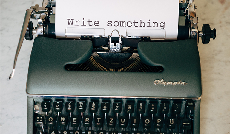 Blog: save time creating website content